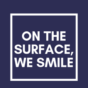 On The surface, We Smile website logo